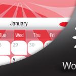 Diagrama lunar en el móvil: WomanLog una gran app.